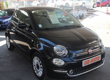 Achat Fiat 500 1.2 8V 69CH ECO PACK LOUNGE 109G Occasion