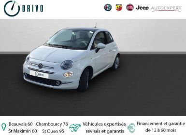 Achat Fiat 500 1.2 8v 69ch Eco Pack Lounge Euro6d Occasion