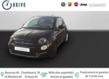 Vente Fiat 500 1.2 8v 69ch Eco Pack Lounge Euro6d Occasion