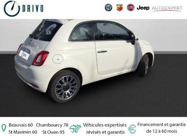 Vente Fiat 500 1.2 8v 69ch Eco Pack Star Occasion
