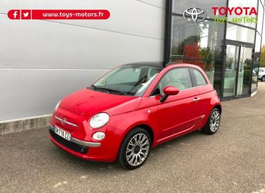 Acheter Fiat 500 1.2 8v 69ch Lounge Occasion