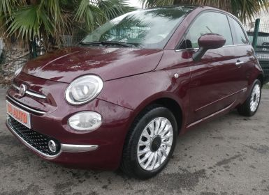 Voiture Fiat 500 1.2 8V 69CH LOUNGE GPS Occasion