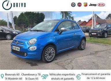 Achat Fiat 500 1.2 8v 69ch Mirror Occasion