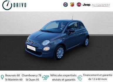 Vente Fiat 500 1.2 8v 69ch Pop Occasion