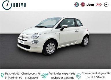 Achat Fiat 500 1.2 8v 69ch Popstar Occasion