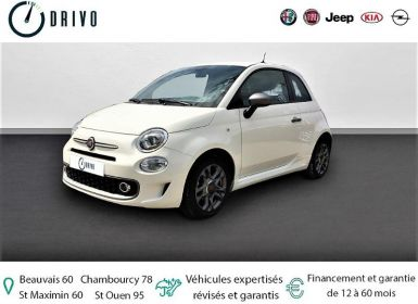 Achat Fiat 500 1.2 8v 69ch S Occasion