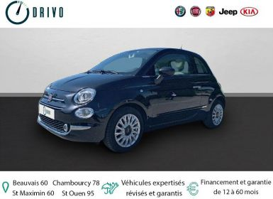 Achat Fiat 500 1.2 8v 69ch S&S Lounge 113g Dualogic Occasion