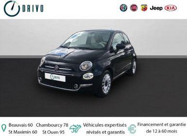 Vente Fiat 500 1.2 8v 69ch S&S Lounge Dualogic Euro6d Occasion