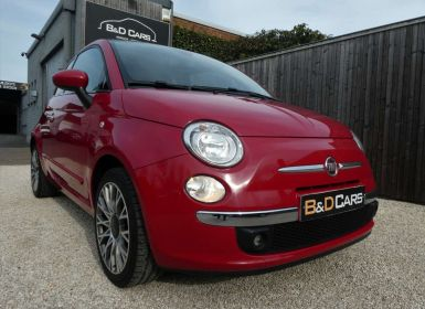 Vente Fiat 500 1.2i Lounge 1ste HAND - 1MAIN PANORAMDAK - CLIMA - PDC Occasion