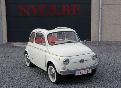 Vente Fiat 500 D Occasion