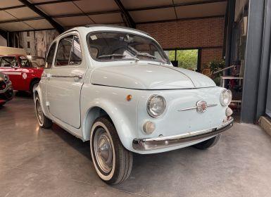 Fiat 500 D PORTES SUICIDE TOIT AMOVIBLE