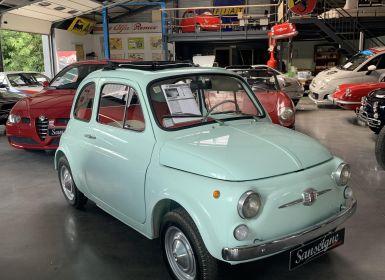 Vente Fiat 500 F F OTTOBULLONI Occasion