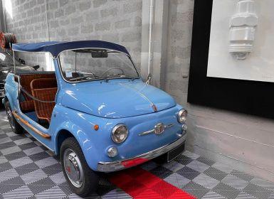 Fiat 500 Jolly FIAT 500 JOLLY GHIA GIARDINIERA