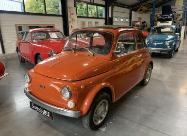 Achat Fiat 500 R 110R Occasion