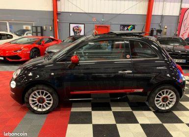 Vente Fiat 500 ROSSO AMORE 1.2 69cv TOIT OUVRANT Occasion