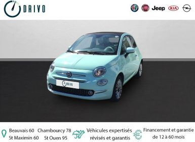 Vente Fiat 500C 0.9 8v TwinAir 85ch S&S Lounge Occasion