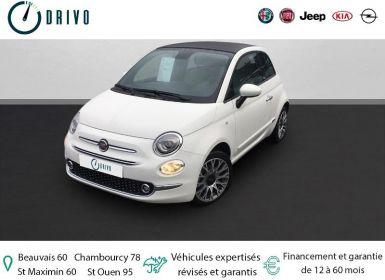 Vente Fiat 500C 1.0 70ch BSG S&S Star Occasion
