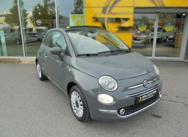 Acheter Fiat 500C 1.2 8v 69ch Lounge Occasion