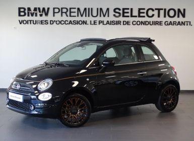 Achat Fiat 500C 1.2 8v 69ch S&S Collezione Dualogic Euro6d Occasion