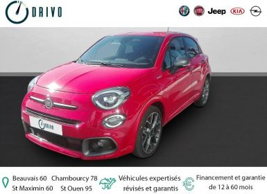 Achat Fiat 500X 1.3 FireFly Turbo T4 150ch Sport DCT Occasion