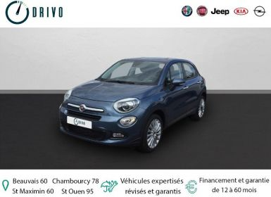 Achat Fiat 500X 1.6 Multijet 16v 120ch Lounge Occasion
