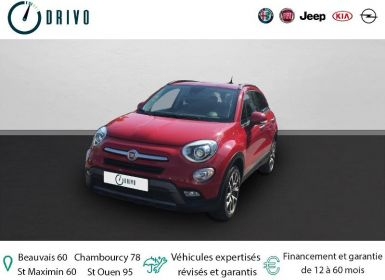 Achat Fiat 500X 2.0 Multijet 16v 140ch Cross 4x4 AT9 Occasion