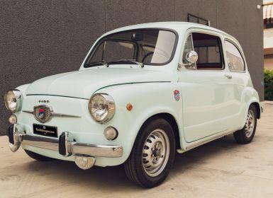 Vente Fiat 600 GIANNINI 750 TV TURISMO VELOCE Occasion