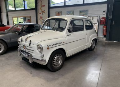 Vente Fiat 850 TC Abarth 850TC 100D Occasion