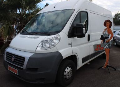 Achat Fiat Ducato 3.3 MH2 2.3 MULTIJET 16V 120CH PACK CD CLIM Occasion