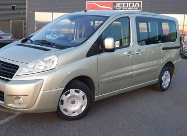 Achat Fiat SCUDO panorama 8 places Occasion