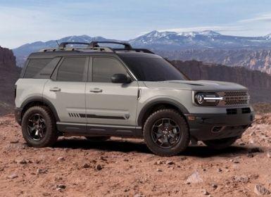 Vente Ford Bronco SPORT 2.7L ECOBOOST V6 8-SP AT Neuf