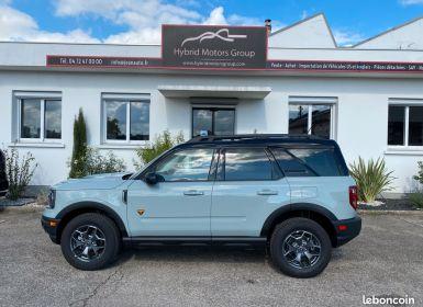 Ford Bronco SPORT BADLANDS 2021