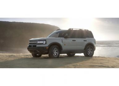 Ford Bronco Sport First Edition