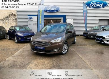 Voiture Ford C-MAX 1.0 EcoBoost 125ch Stop&Start Titanium Occasion
