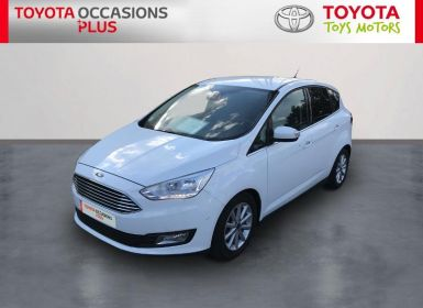 Vente Ford C-MAX 1.0 EcoBoost 125ch Stop&Start Titanium Occasion