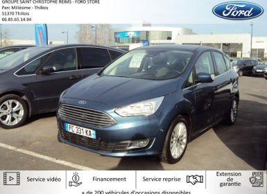 Vente Ford C-Max 1.0 EcoBoost 125ch Stop&Start Titanium Euro6.2 Occasion
