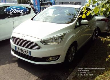 Achat Ford C-MAX 1.5 TDCi 120ch Stop&Start Titanium Occasion