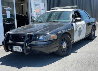 Ford Crown Victoria INTERCEPTOR POLICE