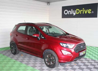 Vente Ford Ecosport 1.0 EcoBoost 125ch S&S BVM6 ST-Line Occasion