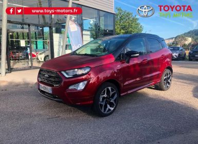 Acheter Ford Ecosport 1.0 EcoBoost 125ch ST-Line Occasion