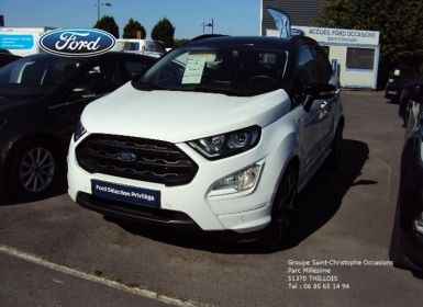 Vente Ford Ecosport 1.0 EcoBoost 125ch ST-Line BVA6 Occasion