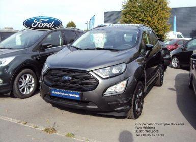 Ford Ecosport 1.0 EcoBoost 125ch ST-Line BVA6