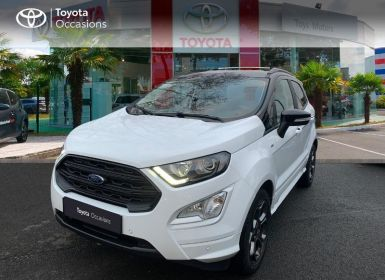 Ford Ecosport 1.0 EcoBoost 125ch ST-Line Euro6.2