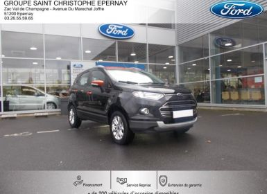 Ford Ecosport 1.0 EcoBoost 125ch Titanium Occasion