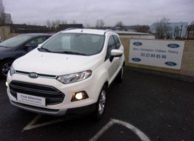 Vente Ford Ecosport 1.0 EcoBoost 125ch Titanium Occasion