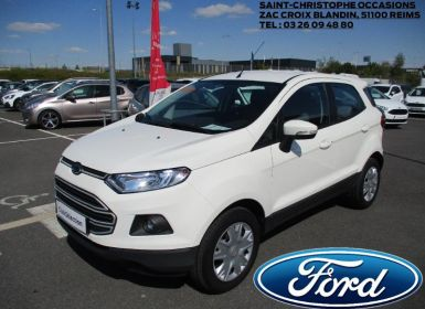 Vente Ford Ecosport 1.0 EcoBoost 125ch Trend Occasion