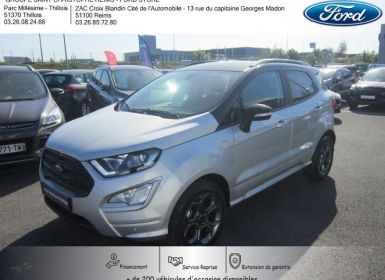 Vente Ford Ecosport 1.0 EcoBoost 140ch ST-Line Occasion