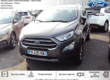 Vente Ford Ecosport 1.5 EcoBlue 100ch Titanium Euro6.2 Occasion