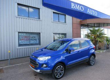 Vente Ford Ecosport 1.5 TDCi 90 FAP  Occasion