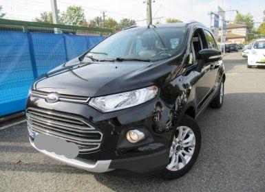 Vente Ford Ecosport 1.5 TDCI 95CH FAP TITANIUM Occasion